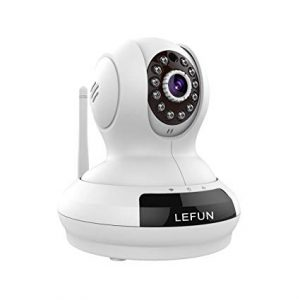 Baby Monitor WiFi IP Surveillance Camera