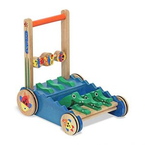 Melissa & Doug Deluxe Activity Walker