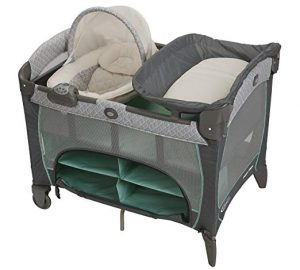 Graco Pack 'n Play Newborn Napper DLX Playard
