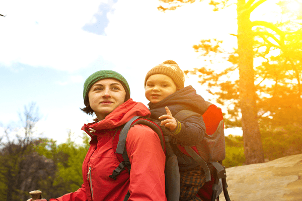 14 Tips for Hiking with A Baby: Guide by Hiking Specialists